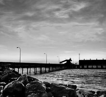 The Jetty by Mark Ingram