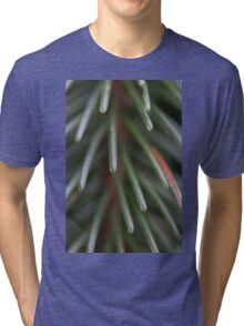 pine in the forest Tri-blend T-Shirt