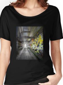 Abandoned Tooth & Co. Brewery Women's Relaxed Fit T-Shirt