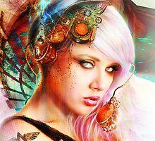 Astrid the Steampunk Navigatrix by Aimee Stewart