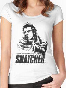 Snatcher Women's Fitted Scoop T-Shirt