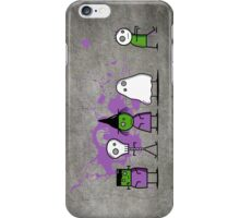 Monster Mash iPhone Case/Skin