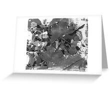 Ginkos at Hiroshima, 2009 Greeting Card