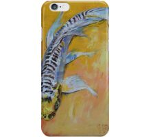 Yellow Dragon Koi iPhone Case/Skin