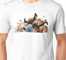 Laocoon orgy of tribbles Unisex T-Shirt