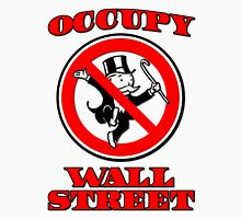 Occupy Wall Street Unisex T-Shirt