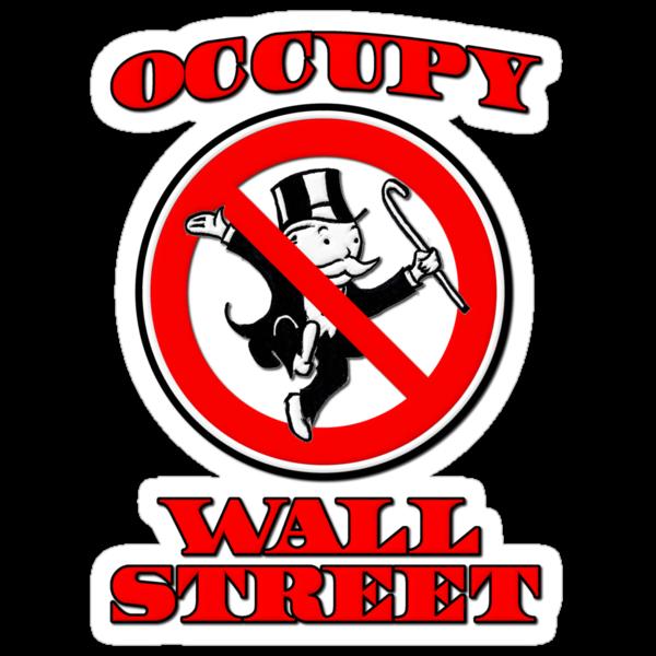 Occupy Wall Street by gleekgirl