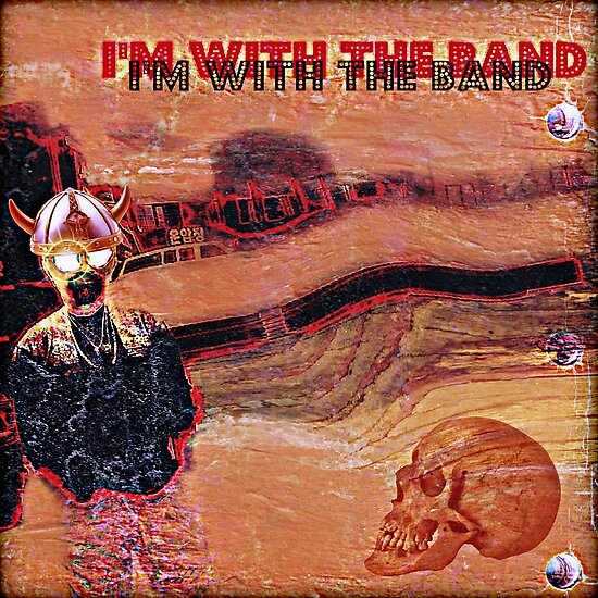 I'm With The Band by Scott Mitchell