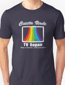 Cuesta Verde TV Repair T-Shirt
