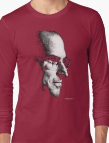 R.I.P. Steve Jobs 1955-2011 Long Sleeve T-Shirt