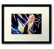 SGS - 0120 Framed Print