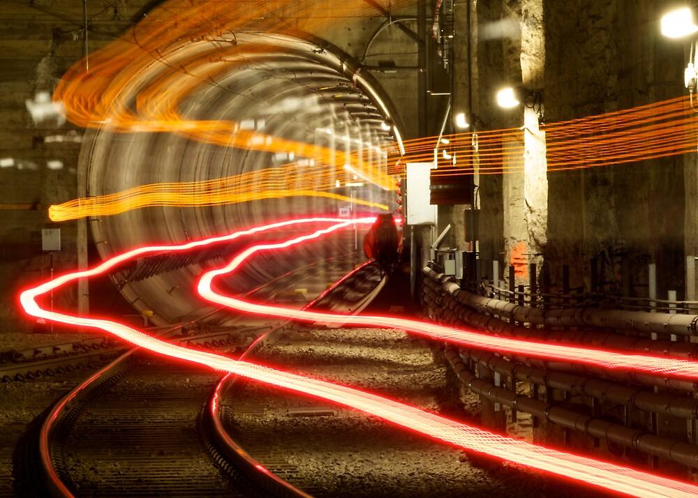 Ghost Train by Mark Iocchelli
