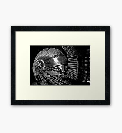 Particle Physics Framed Print