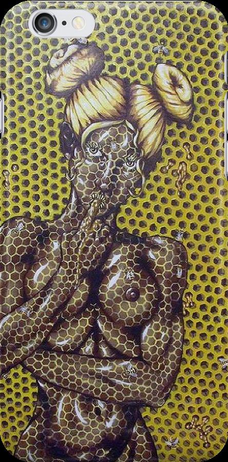 Honey iPhone by Jeremy McAnally