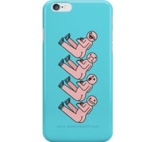 "Willy Bum Bum - ""4 Bums"" iPhone Case/Skin"