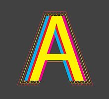 Letter A by Winterrr