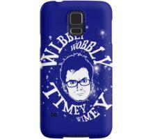 Wibbly-wobbly, timey-wimey... stuff. Samsung Galaxy Case/Skin