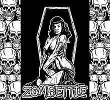 Zombettie by ZugArt