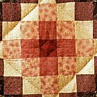 Handmade Quilt (iPhone case) by Maria Dryfhout