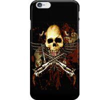 Sixgun Skull iPhone Case/Skin