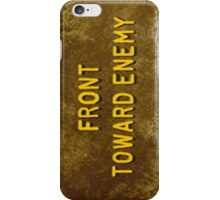 Claymore Mine iPhone Case/Skin