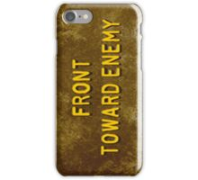 Claymore Mine iPhone Case/Skin