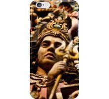 Gopuram 01 iPhone Case/Skin