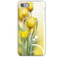 Spring Yellow (iPhone case) iPhone Case/Skin