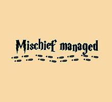 Mischief managed by ParkLeeya