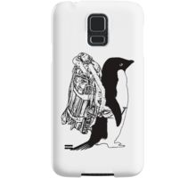 Jet Pack Penguin Samsung Galaxy Case/Skin