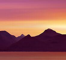 Lost Mystical Island by David Alexander Elder