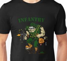 Infantry grunt ground isis Unisex T-Shirt