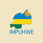 IMPUHWE iPhone Case by Josh Marten