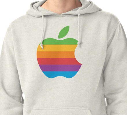 Apple Heritage Pullover Hoodie