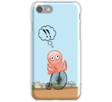 It seemed like a good idea at the time! iPhone Case/Skin
