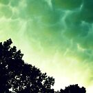 iPhone Stormy Skies  <3 by eleveneleven