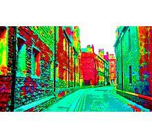 Cambridge City  Photographic Print