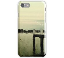 Pier into the camera iPhone Case/Skin