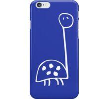 longneck dinosaur iPhone Case/Skin