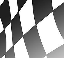 Race flag by Andreas  Berheide