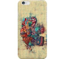 vintage elephant iPhone iPod iPad cases  iPhone Case/Skin