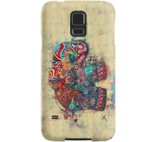 vintage elephant iPhone iPod iPad cases  Samsung Galaxy Case/Skin