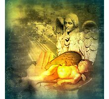 Angel of Slumber Photographic Print