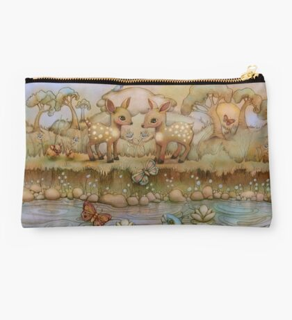 down by the riverside Studio Pouch