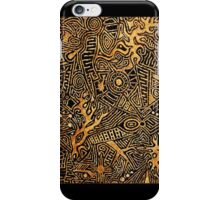 Petroglyph iPhone Case/Skin