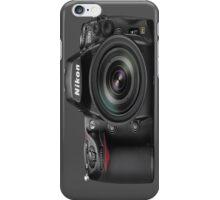Nikon iphone iPhone Case/Skin