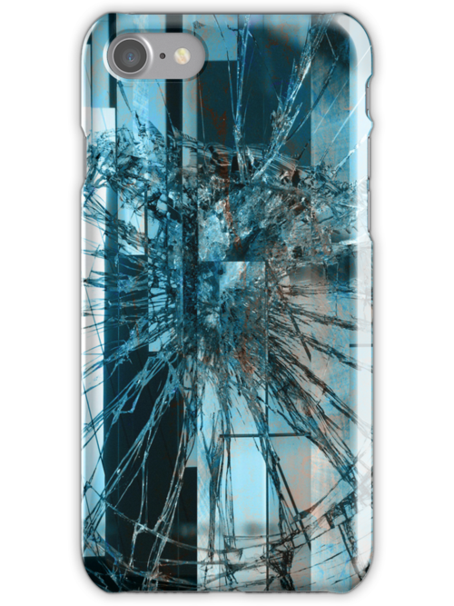 don't hurl rocks in glasshouses  - phone by vampvamp