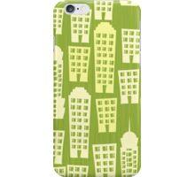 Cityscape iPhone Case iPhone Case/Skin