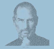 RIP Steve Jobs - Mosaic Kids Clothes
