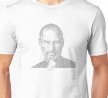 RIP Steve Jobs - Mosaic Unisex T-Shirt